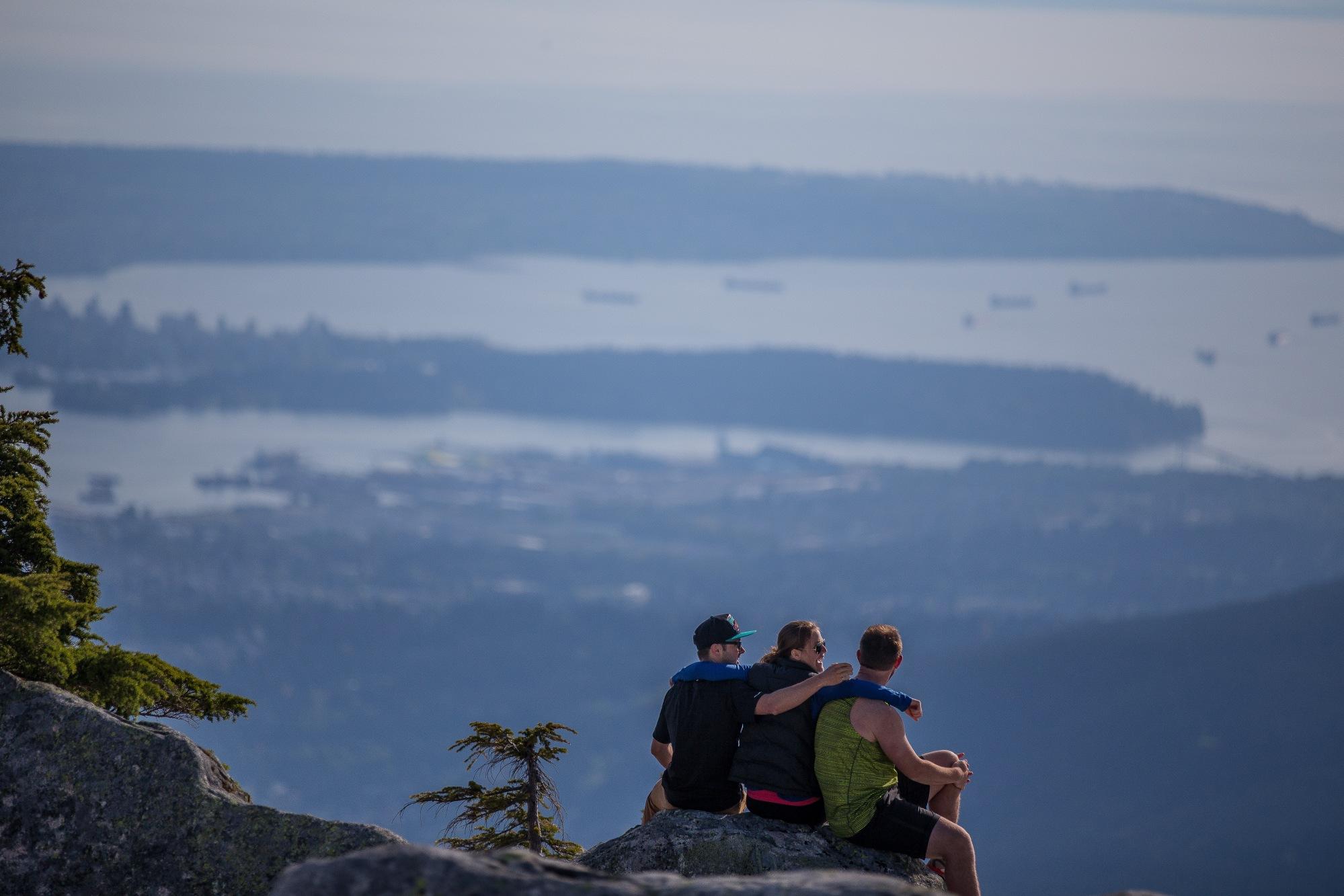 Mt. Seymour friends