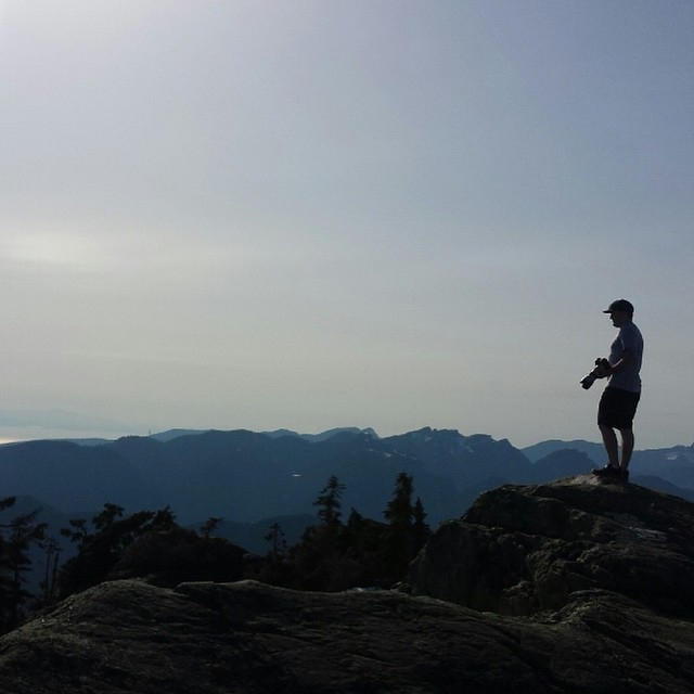 Mt. Seymour Summit